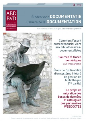 Les Cahiers de la documentation, ABD